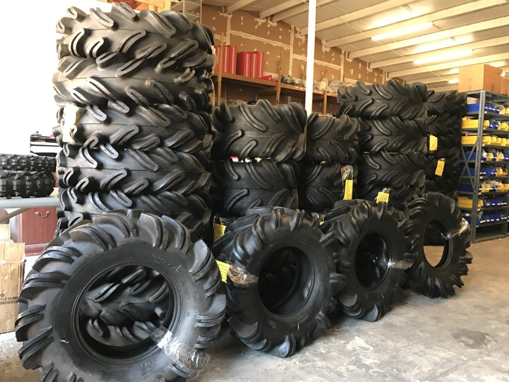 Big Bad & Ugly ATV/UTV Mud Tires